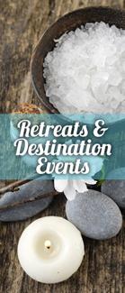 Retreats & Destination Events