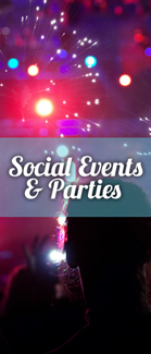 Social Events & Parties