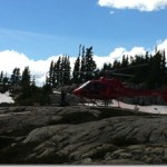 Heli-hiking picnic and fly fishing experience – Whistler, BC