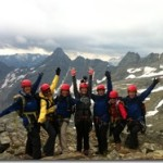 Women's Heli Hiking Group