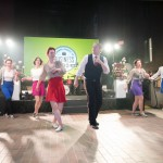 """Let's Swing & Hit That Jive"" swing dance pop-up performance"