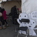 Children's Activity Area Coloring Contest Tent 2