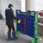 Children's Activity Area Connect Four 2
