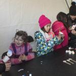 Children's Activity Area Craft Tent