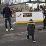 Hockey Shooting Lane