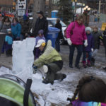 Ice Carving Demo 3