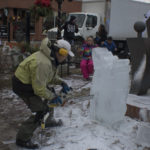 Ice Carving Demo 4