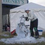 Ice Carving Demo 6