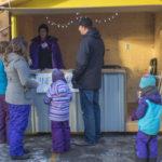 Information Market Hut