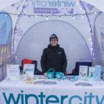 Winter City Tent 2