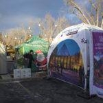 Winter City Tent and SA Tent